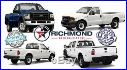 00-02 Ford F350 XL Welding Service Utility Bed-Bottom Bench Seat Vinyl Cover Tan