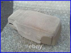 00-05 Buick Lesabre Center 60/40 Split Bench Seat Console LID Arm Rest Cup Oem