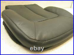00-06 Mercedes W215 Cl55 Cl600 Cl500 Lower Seat Skin Passenger Front 4919