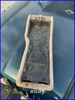 01 02 03 04 Toyota Tacoma Split Bench Seat Cover Armrest Center Console Arm Rest