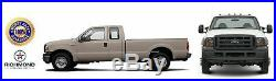 03 04 Ford F250 F350 F450 F550 XL -Lean Back (Top) Bench Seat Vinyl Cover Gray