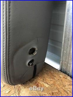 04 05 06 07 08 Ford f150 Truck Center Arm Elbow Rest Armrest Cushion GREY OEM