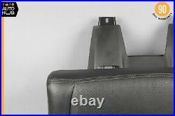 04-06 Mercedes W211 E320 E500 Wagon Seat Cushion Lower Rear Right Side Black OEM