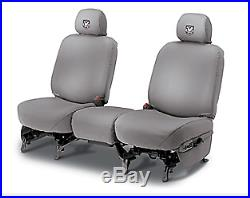 06-10 Dodge Ram 2500 3500 4500 5500 Mist Gray 40/20/40 Front Bench Seat Cover