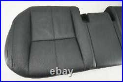 07-09 Mercedes W221 S550 S600 Rear Lower Bottom Seat Cushion Cover 2219200050