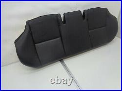 08-14 Mercedes C300 W204 Rear Lower Bottom Bench Seat Cushion Cover OEM AK200683