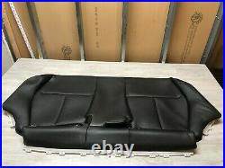 12-18 BMW 320 328 330 335 340 Rear Lower Seat Leather Cover Sedan F30