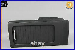 13-20 Mercedes R231 SL400 SL550 Rear Center Console Storage Compartment OEM 62k