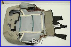 15-17 CADILLAC ESCALADE ESV 2nd Row 40% Bench SEAT Cover Shale Tan OEM Leather