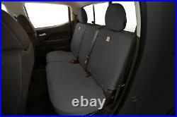 15-21 GMC Canyon Rear Seat Cover Package- Carhartt- Bench Seat- GM New- 84301780