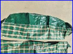 1949 1950 Pontiac Streamliner 4-Door NOS Accessory Bench Seat Slip Cover Green
