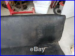 1953 to 1956 ford truck bench seat F100 F250 F350 F500 F600 with cover