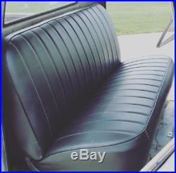 1955 1959 Chevy Truck Custom Upholstery Seat Cover Bench