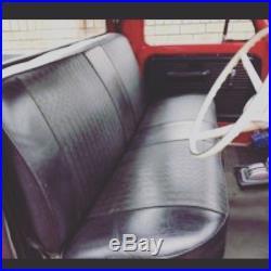 Super 1955 1959 Chevy Truck Custom Upholstery Seat Cover Bench Car Evergreenethics Interior Chair Design Evergreenethicsorg
