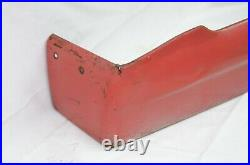 1957-59 Ford Skyliner Bench Seat Shield Cover Trim Sunliner Crown Victoria Vic
