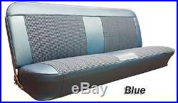 1960 1961 1962 1963 1964 1965 1966 Chevy GMC Truck Houndstooth Bench Seat Cover