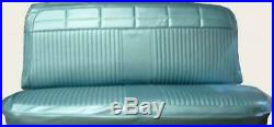 1963 Chevy Impala 4 Dr Sedan & Station Wagon Straight Bench Front Seat Cover
