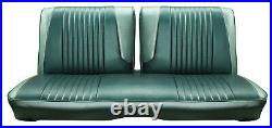 1963 Ford Galaxie 500 Front Split Bench Seat Cover Chestnut