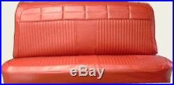 1964 Impala 4 Door Sedan & Wagon Front Straight Bench Seat Cover PUI