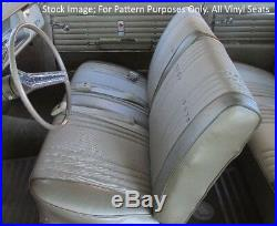 1965 Buick Skylark & GS Bench without Armrest Front Seat Cover