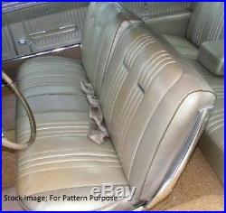 1965 Pontiac Bonneville Convertible & Hardtop Bench seat Cover