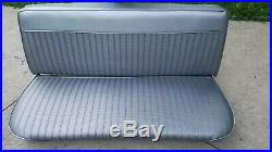 1966-77 Ford Bronco Bench Seat Cover