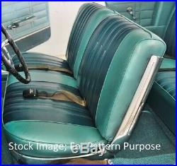 1966 Chevrolet Impala & SS Split Bench Front Seat Cover
