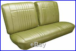 1966 Pontiac Bonneville Front Split Bench Seat Cover