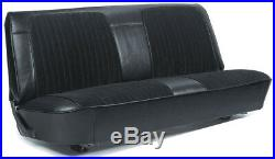 1967-72 Ford Truck Original Bench Style Velour Bench Seat Cover Reupholstery Kit