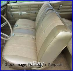 1967 Chevrolet Impala & SS Split Bench Front Seat Cover