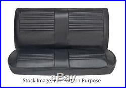 1967 Chevy Chevelle 4dr Sedan & Station Wagon Straight Bench Front Seat Cover