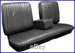 1967 Pontiac Bonneville Front Split Bench Seat Cover