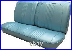 1967 Pontiac Catalina Front Bench without Armrest Seat Cover