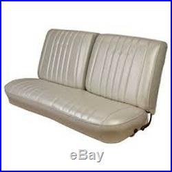 1968 Chevrolet Chevelle Coupe Rear Bench Seat Cover Gold