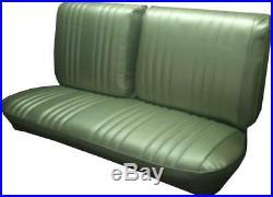 1968 Chevrolet Impala Custom & Pontiac Parisienne Split Bench Front Seat Cover