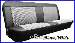 1969 1970 1971 1972 C10 Chevy & GMC Truck Houndstooth Bench Seat Cover