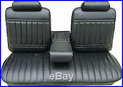 1969 BUICK SKYLARK CUSTOM/GS-350 and 400 BENCH SEAT COVER with ARMREST 5 COLORS