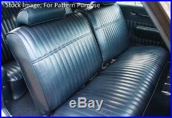 1970 Chevrolet Monte Carlo Split Bench Front Seat Cover