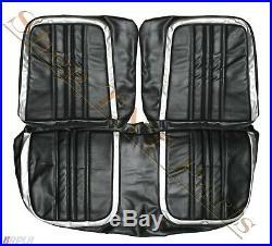 1970 Plymouth Roadrunner Superbird Satellite Seat Cover Front Bench Custom Decor