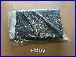 1971 1972 Chevelle Malibu Rear Back Coupe Seat Cover Upholstery Black