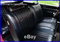 1971 Dodge Dart Swinger GT & Scamp Split Bench Front Seat Cover