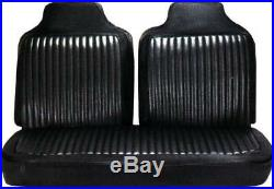 1972 Dodge Dart Plymouth Val & Duster Bench Seat Cover with 7 headrest