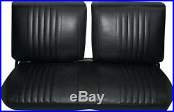 1973 1974 Chevrolet Nova Custom Bench Front Seat Cover