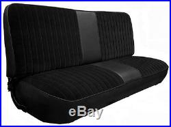 1980 81 82 83 84 85 86 Ford Truck Original Style Vinyl & Cloth Bench Seat Cover