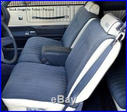 1983 Chevrolet Monte Carlo SS Bench Seat with Armrest Seat Cover