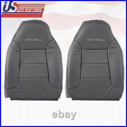 1993 1994 1995 1996 Ford Bronco Eddie Bauer Replacement Seat Cover Dark Graphite