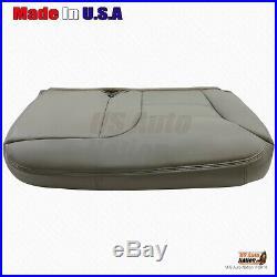 1995 1996 1997 1998 1999 GMC Yukon Driver 60/40 Bench Bottom Seat Cover Gray