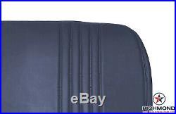 1995-2000 Chevy Cheyenne C/K Work-Truck Base -Bottom Bench Seat Vinyl Cover Blue