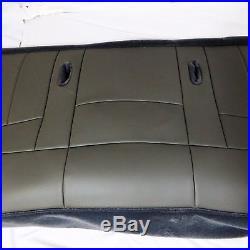 1998 -03 Ford F 150 LARIAT Work Truck LARIAT Bench Seat cover Vinyl Med GRAY