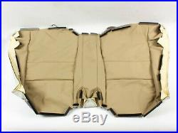 2003-2005 Audi A4 S4 Beige Rear Bench Seat Cushion Cover 8H0885405EQJJ